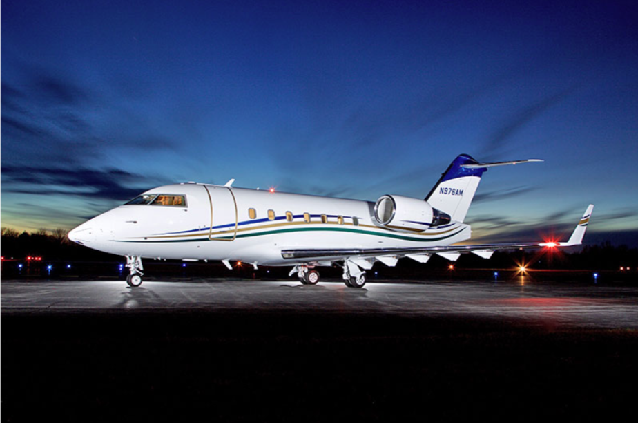 Challenger604 for sale