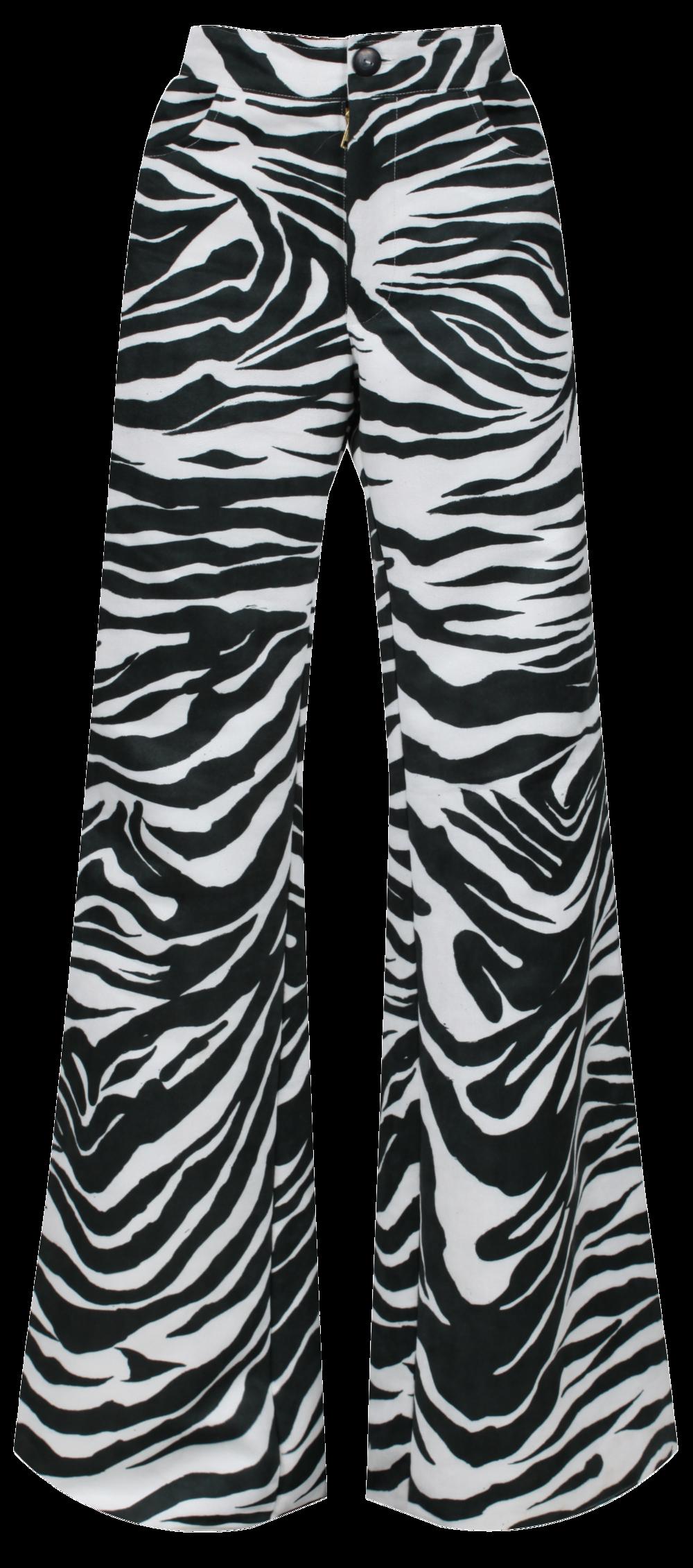 Luna PRINT Trousers - Zany - SHOP NOW
