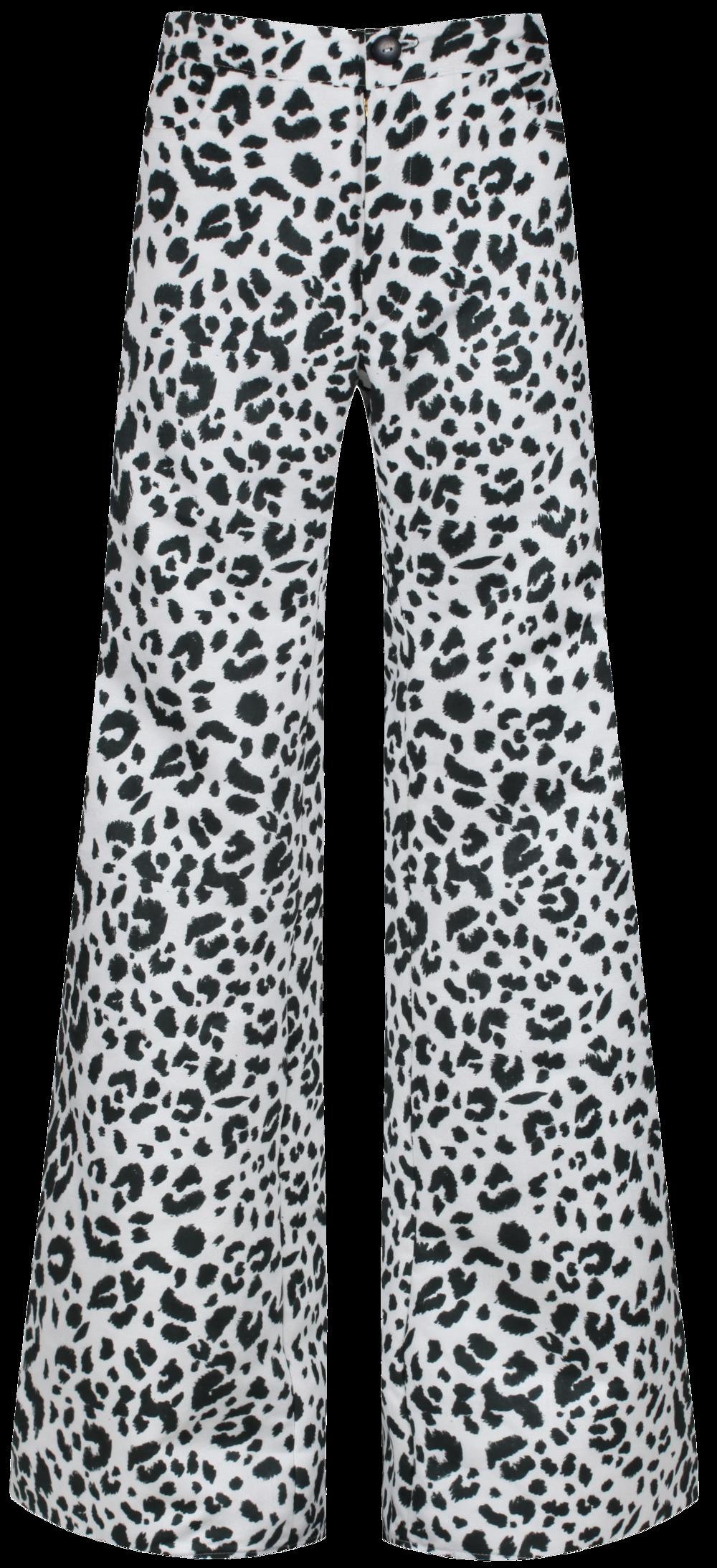Luna PRINT Trousers - Zabor - SHOP NOW