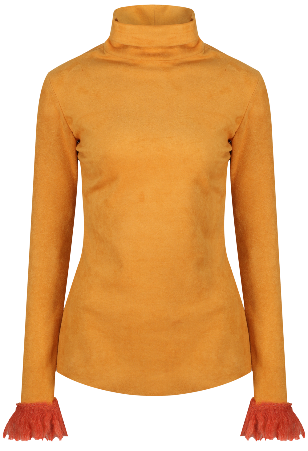 LYRA TOP MUSTARD - SHOP NOW