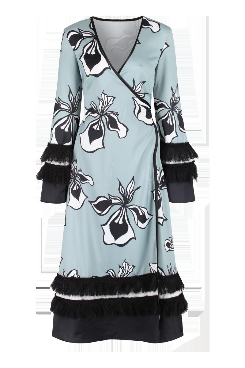 ADARA DRESS - IRIS - SHOP NOW