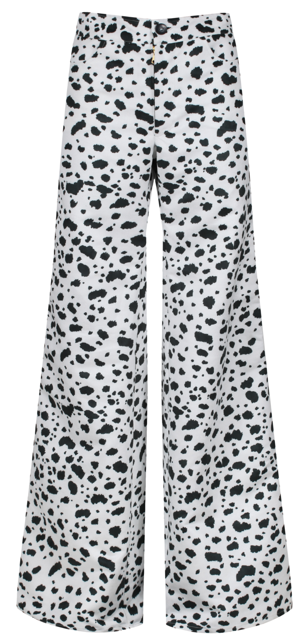 LUNA PRINT TROUSERS - PONGO - SHOP NOW