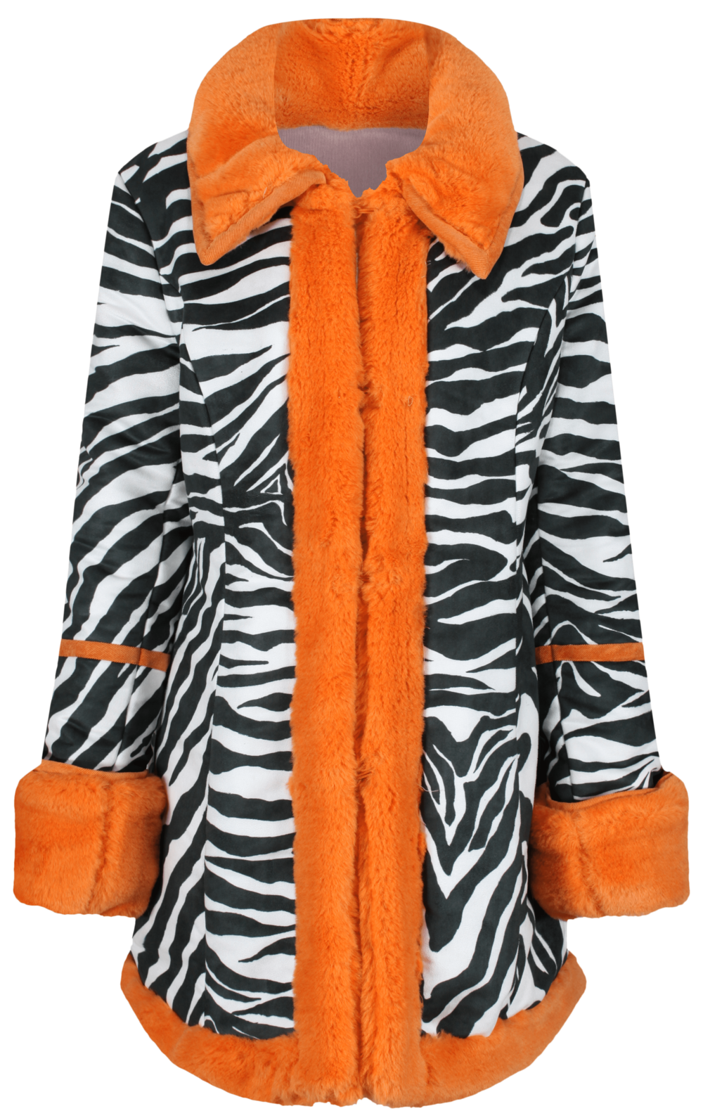ELECTRA COAT - ZANY  x PINK CORD - SHOP NOW