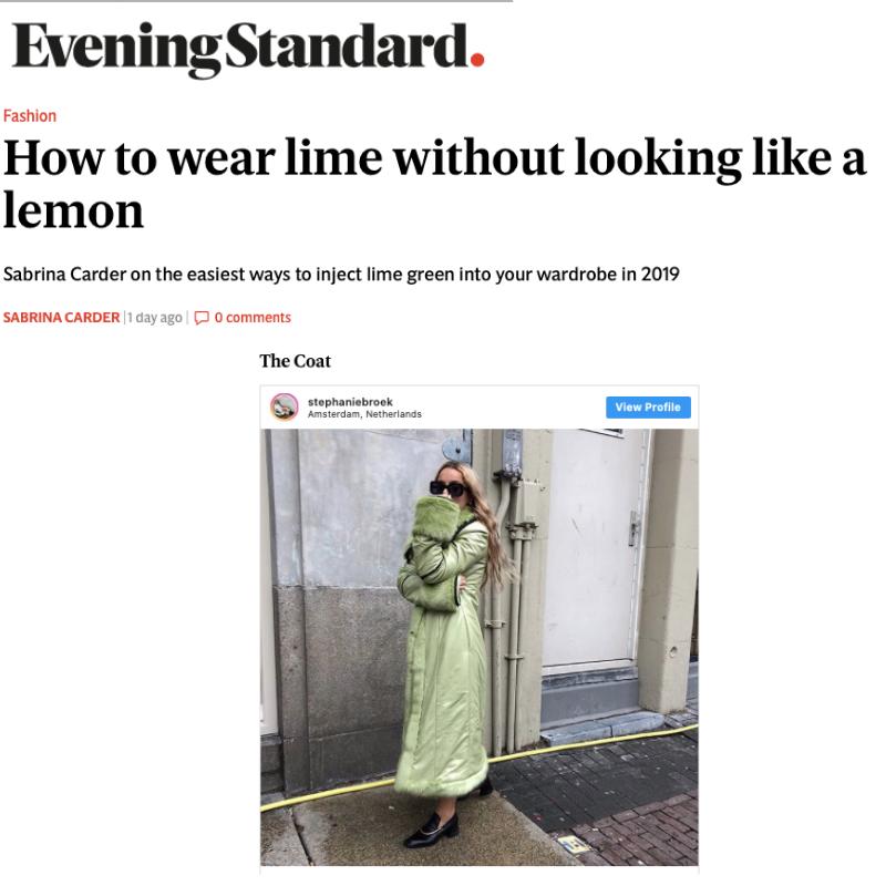 Evening Standard -