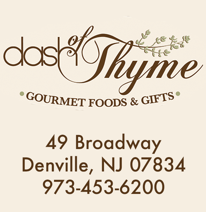 Dash of Thyme - Gourmet Foods & Gifts49 BroadwayDenville, NJ 07834