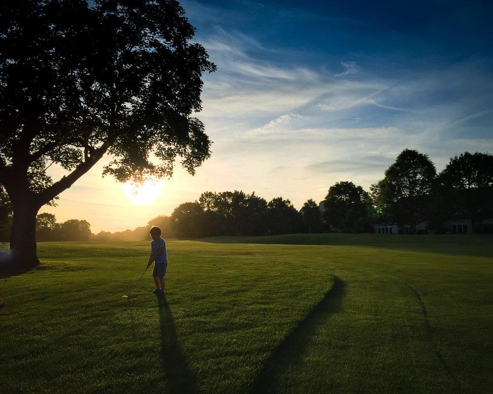 Carry Hope Golf