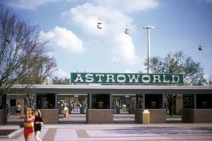 Astroworld Soon Come — For The Culture