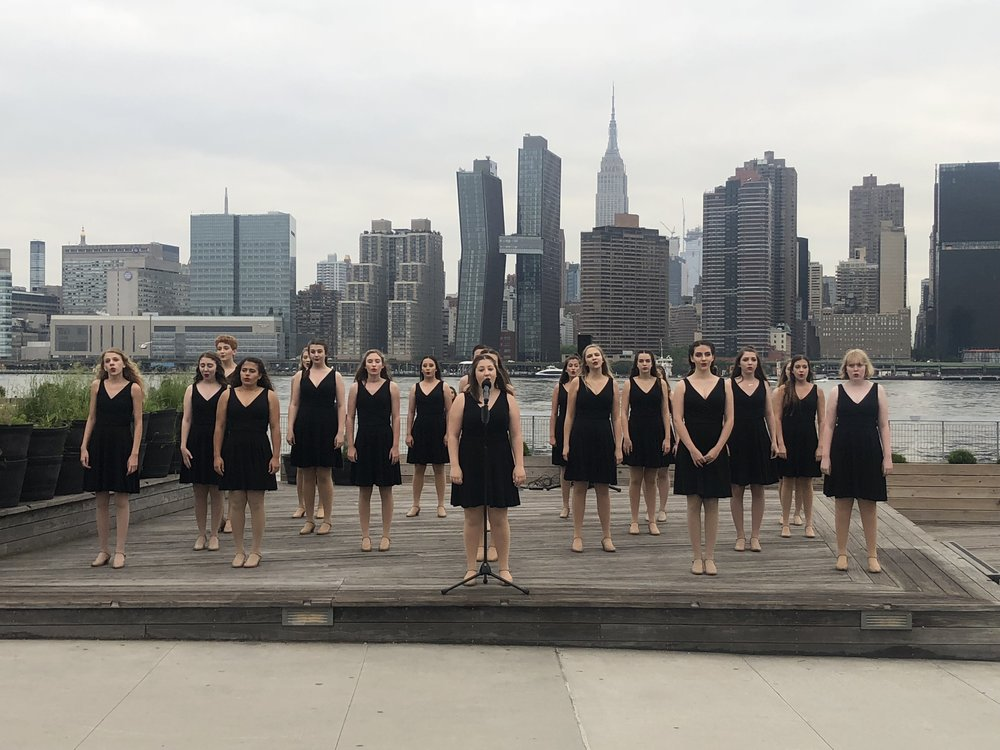 New York City - Spring Tour 2018