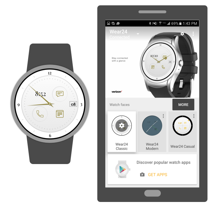 Wear24: A Verizon Product