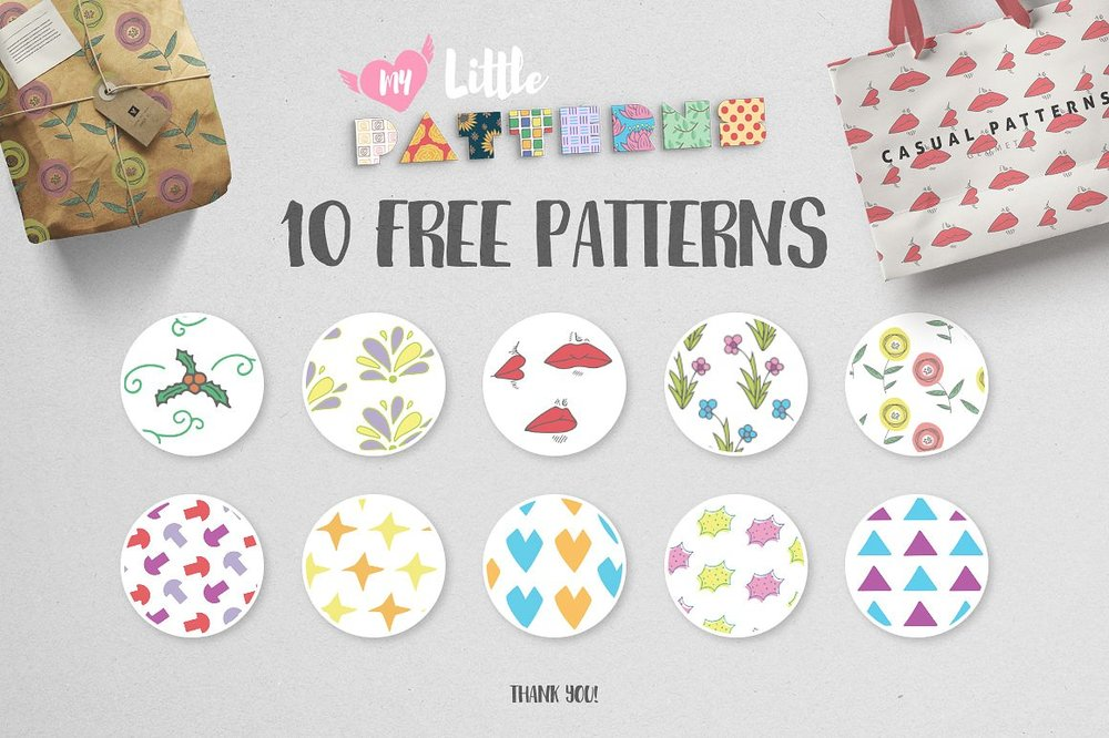 My Little Patterns