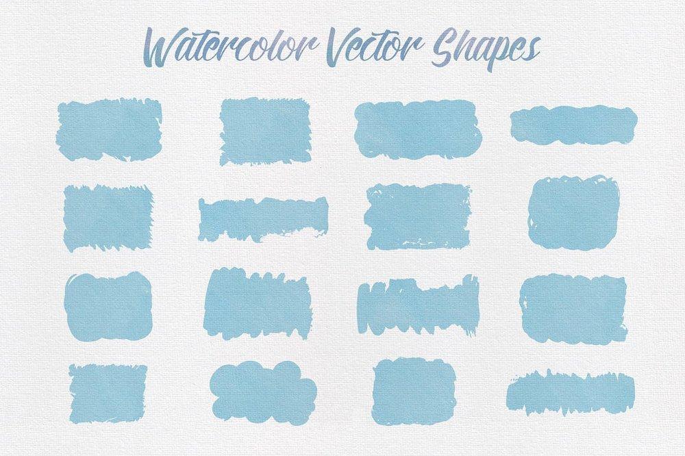 Watercolor Creatures vol.2