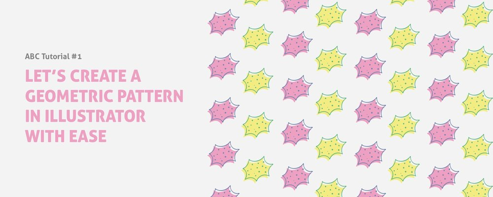 Let's Create a Geometric Pattern in Illustrator With Ease!