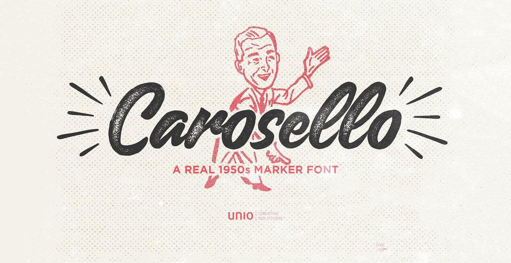 Carosello Font