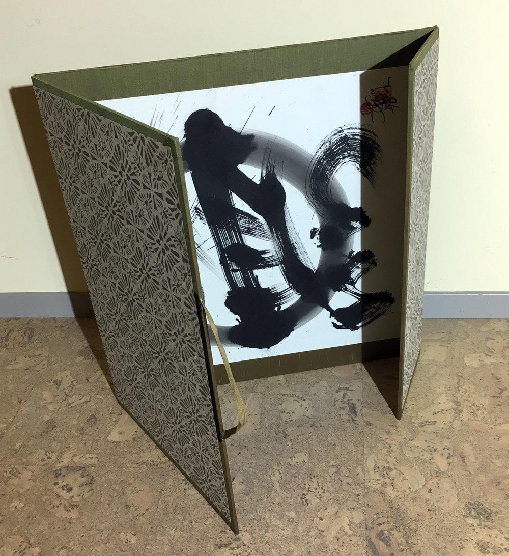 folding scroll
