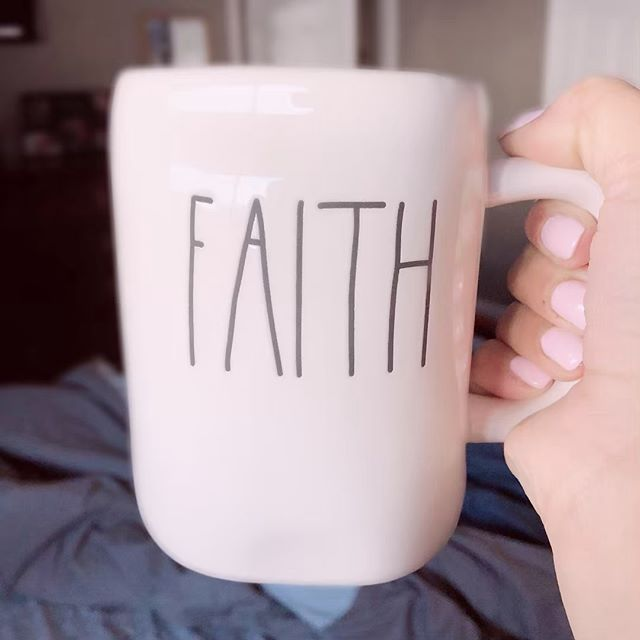 I found this mug @marshalls yesterday and I had to have it - 1. Because I'm obsessed with mugs and have way too many, and 2. It will also serve as my daily reminder to keep the faith, even on the hard days, where nothing seems to be going right and all you want to do is give up, to keep the faith when everything seems unclear and overwhelming, to keep the faith when everything is going amazing, but you know you're ready for something deeper! A simple reminder to always keep the faith that everything is always working in your favor and happening FOR you. . . Happy Monday, loves! 💜 . . . . #faith #trust #BossBabes #LatinaBoss #Support #Guidance #VirtualAssistant #onlinebusinessmanager #Fempreneur #Soulful #BossMoms #PurposeDriven #LaptopLifestyle #DigitalMarketing #Intuition #DivineGuidance #BusinessChics #CoachingLife #CEO