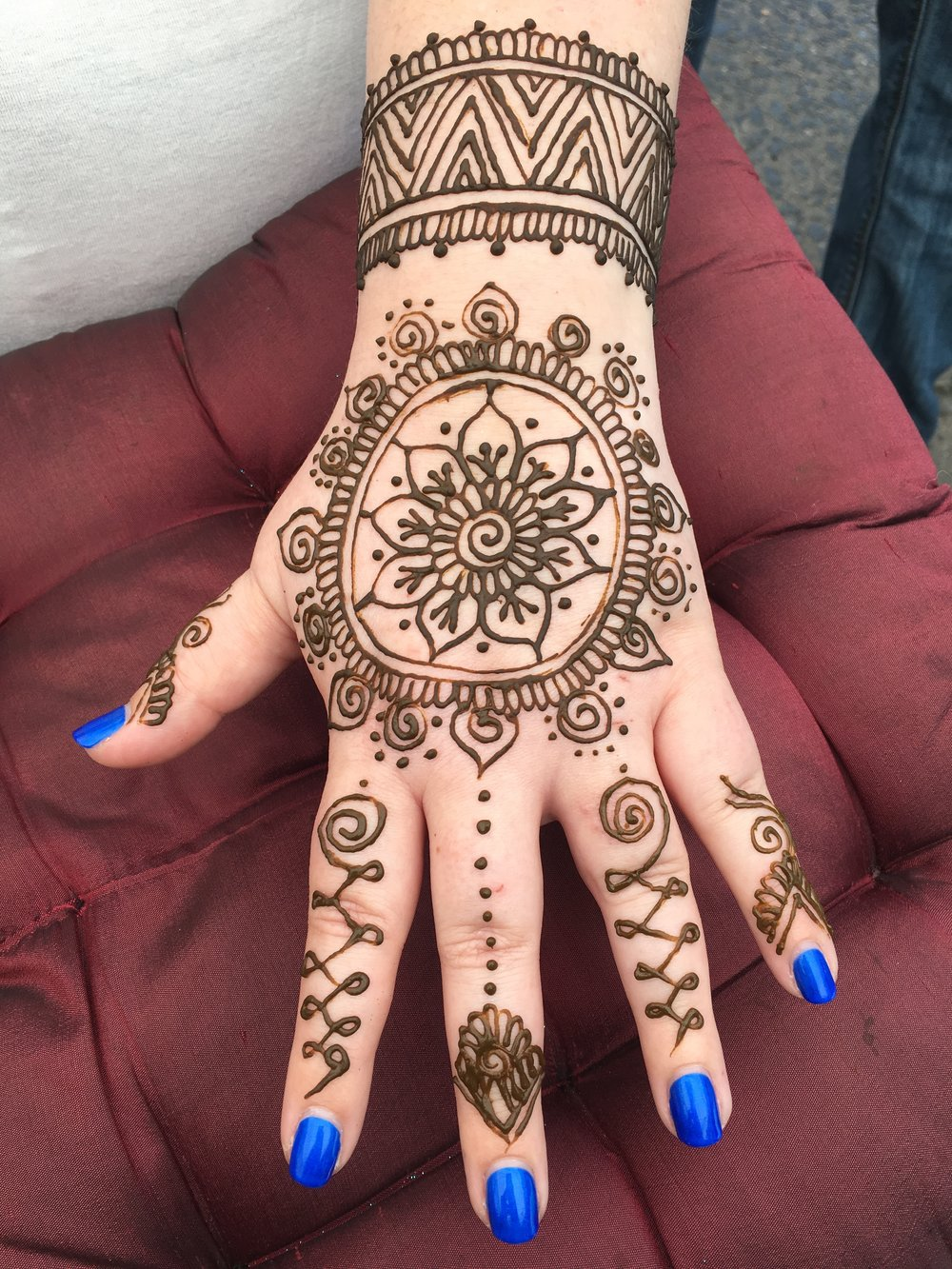 Henna by Ash