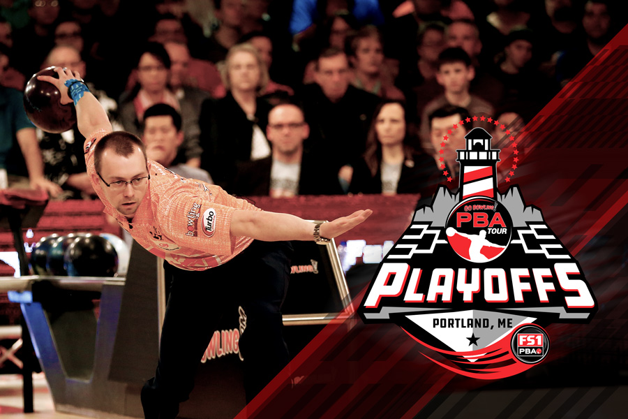 APRIL 8–10, 2019 - The new PBA Playoffs is a 10-telecast event that will seed the top 24 players into an elimination bracket. The first eight shows of the PBA Playoffs will be televised on FS1 from Bayside Bowl April 8-10. The live semifinals and finals will be on FOX, Saturday and Sunday, June 1-2.Rounds of 24, 16 and 8MONDAY APRIL 8Live Televised Event (FS1)7:00pm-9:00pm9:30pm-11:30pmDoors open at 2pmTUESDAY APRIL 94:00pm-6:00pm7:00pm-9:00pm9:30pm-11:30pmDoors at 2pmWEDNESDAY APRIL 104:00pm-6:00pm7:00pm-9:00pm9:30pm-11:30pmDoors at 2pm