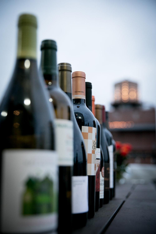 Wine bottles-Garnacha-PressDinner-BrooklynRooftop-2H9A0002.JPG