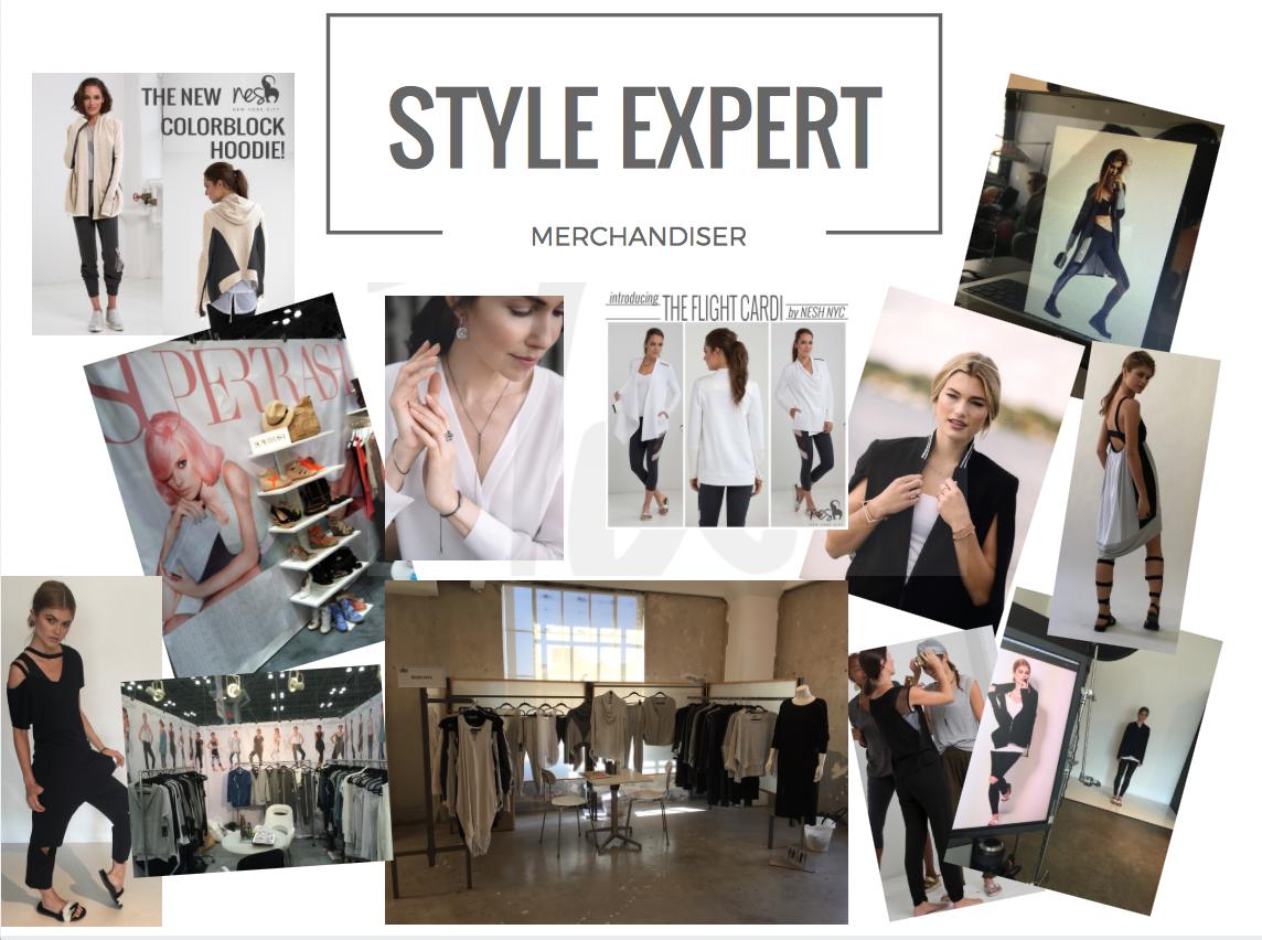 Fashion Careers Blog Tamiko White
