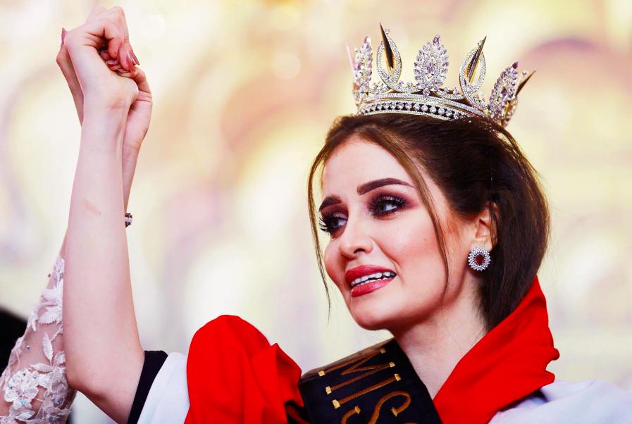 Miss Iraq crowned