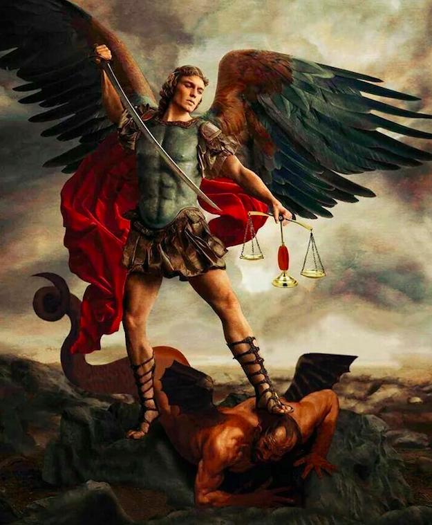 prayer to st michael the archangel chaldean news