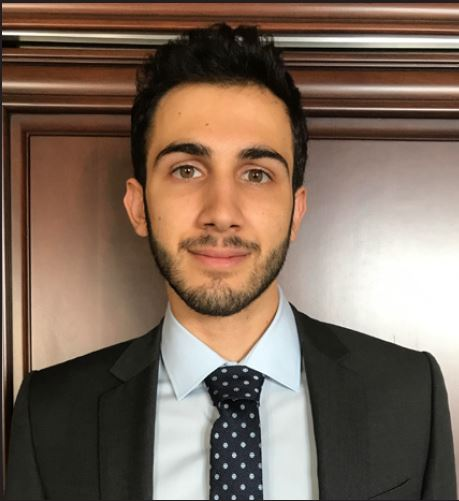 Anthony Daoud, 22
