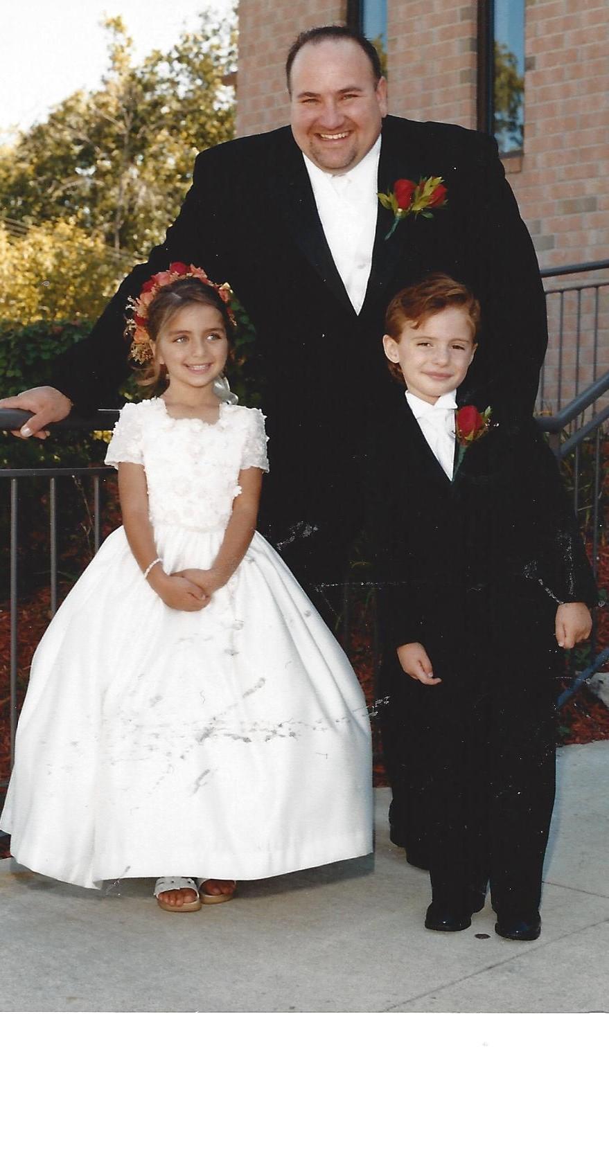Rachael and Nicholas