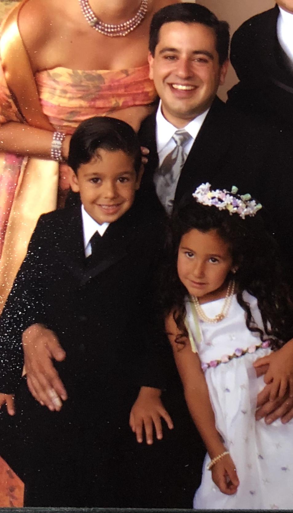 Alexandra and Nicholas