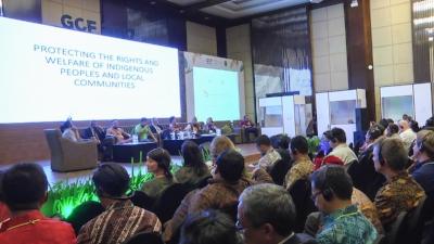 2017 GCF Task Force Annual Meeting in Balikpapan, East Kalimantan