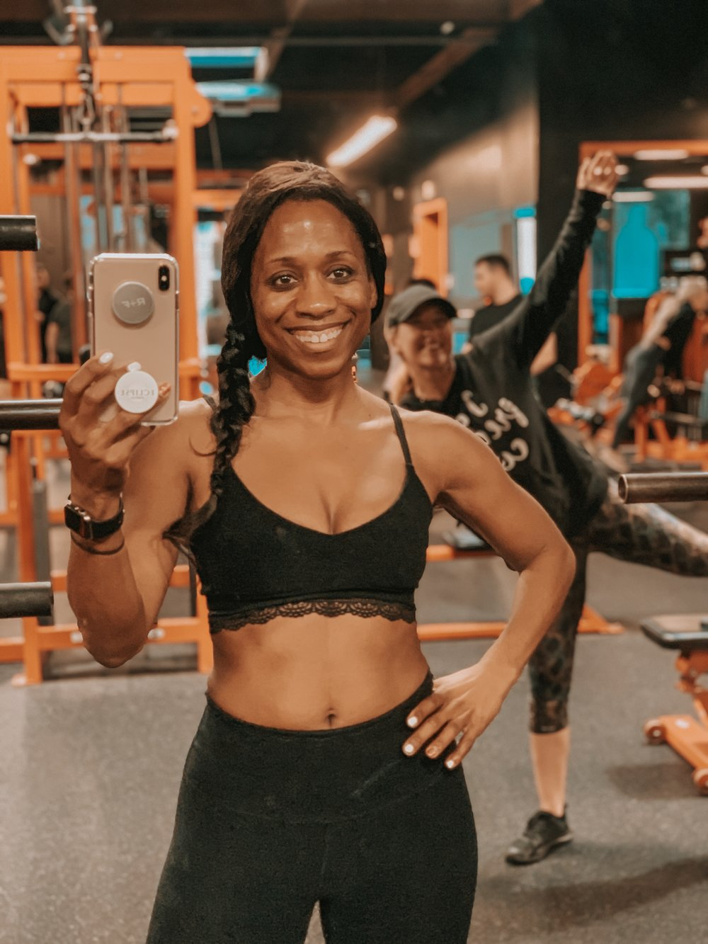 Sometimes I need a little motivation in the workout category. - Can you Relate?