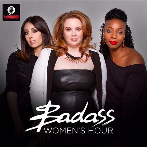 BadassWomen'sHour