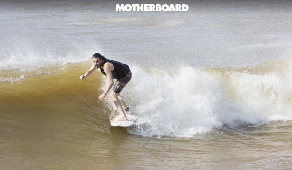 Surfing Austin, TX