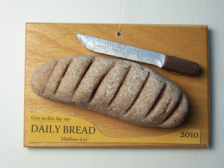 Our Daily Bread — 2010 Ornament