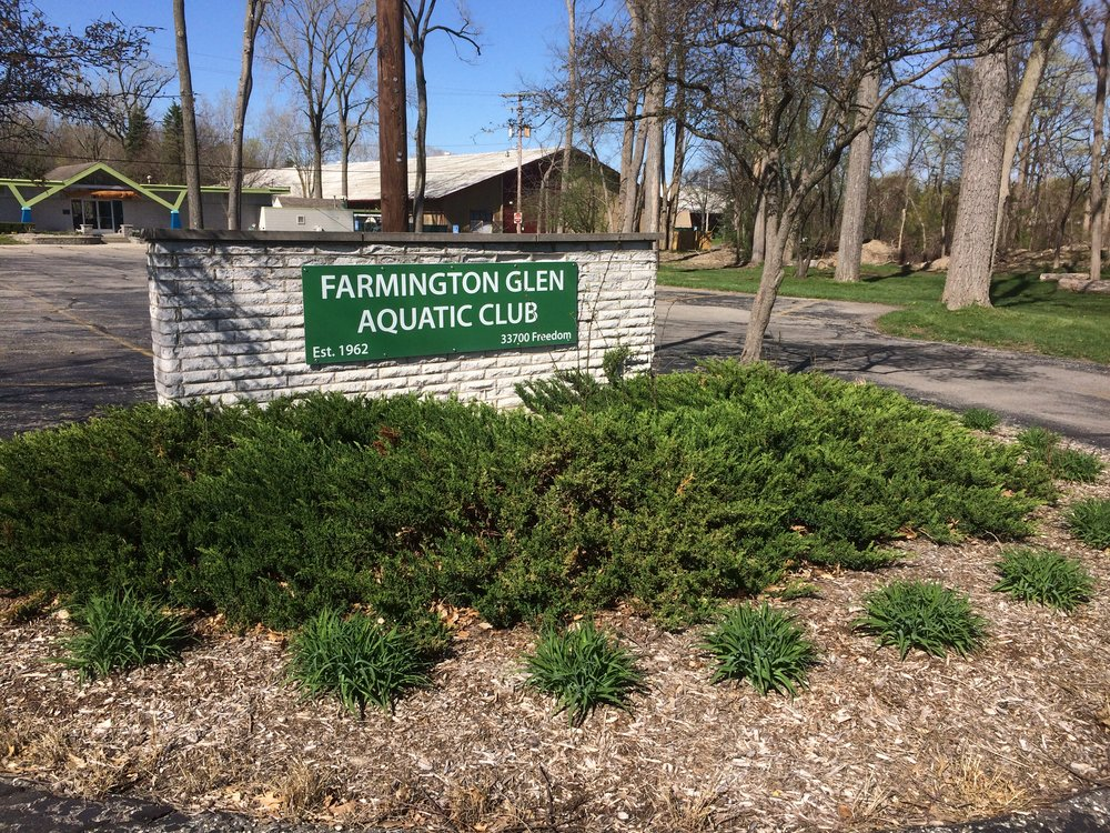 "Inspiration for ""FarmingtonGlenn"" within 2-blocks of our home - to work locally."