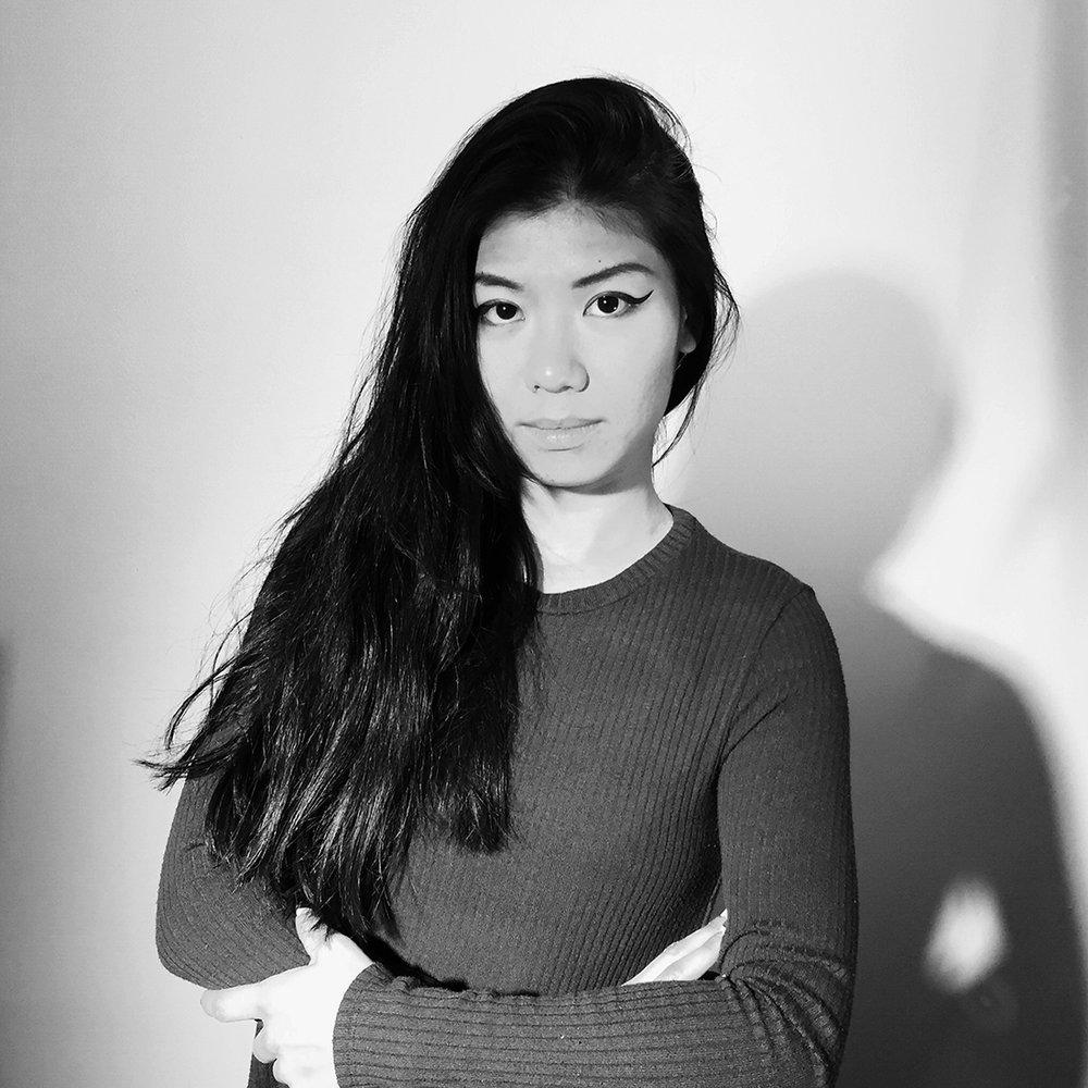 Vivian Shih    (Epd. 6)   Artist. Designer. Athlete.     IG  /  twitter