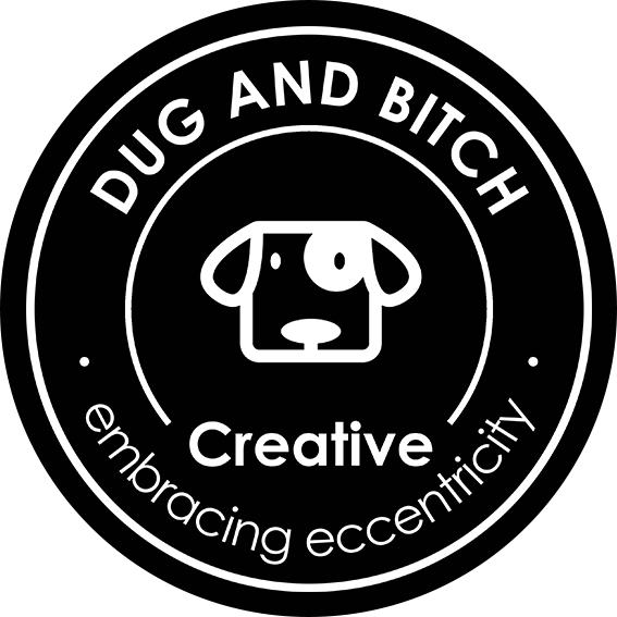 Dug and Bitch - Dug and Bitch is a small family company based in Traquair in the Borders. Purveyors of handmade, organic dog grooming products Neil has a real passion for dogs and his amazing artisan wares. Not to mention his eccentric and creative approach. This stuff is so good I use it on myself, no really, I do! All my customers will receive a nice gift and discount code from DnB.