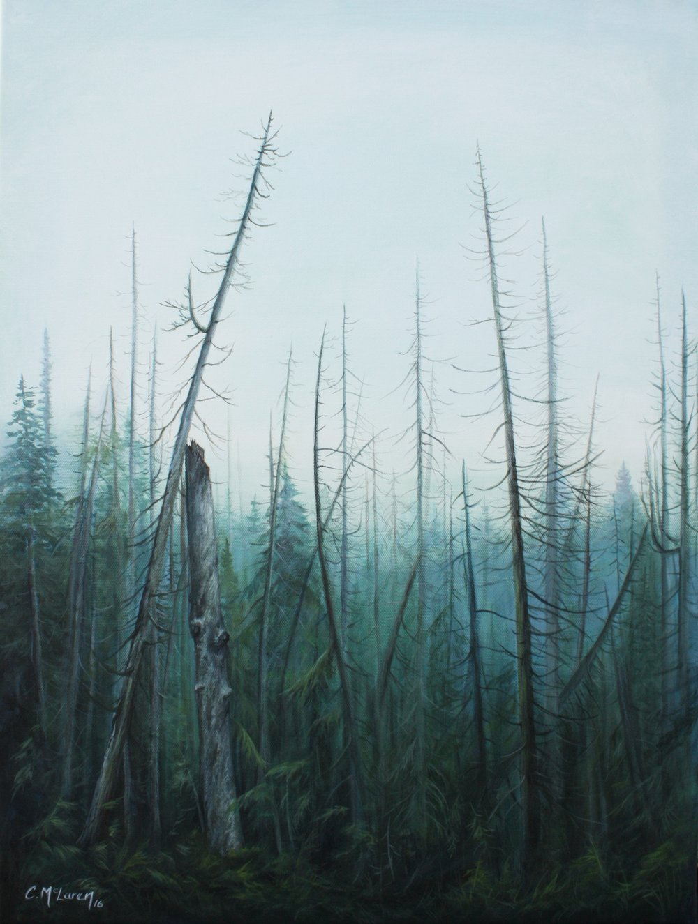 WESTCOAST MIST - SOLD