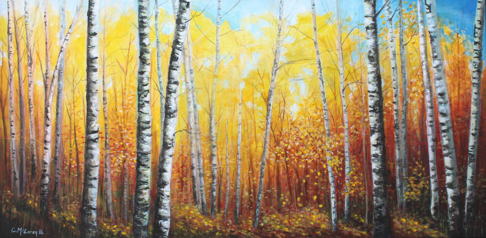 AUTUMN GLORY - SOLD