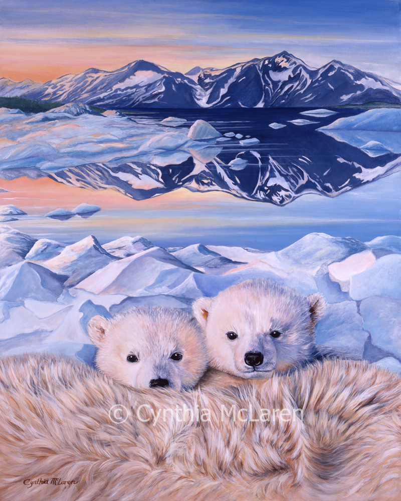 Nanook Twins of the North
