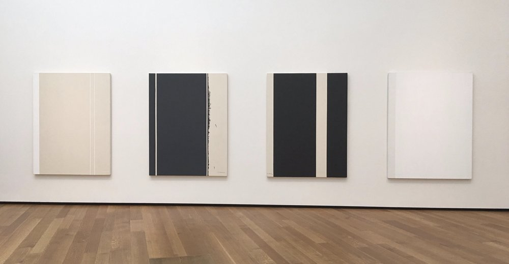 Barnett Newman's Station's of the Cross (4 of 15)