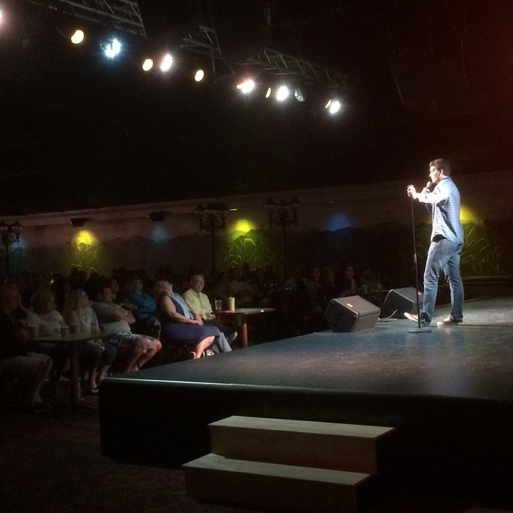 Jonathan Tillson Comedian