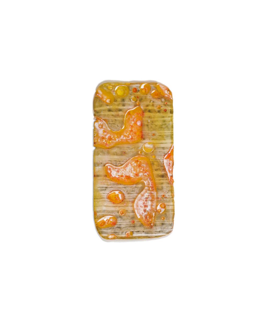 Yellow Orange Slab2