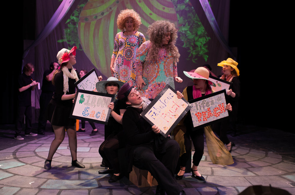 James and the Giant Peach- ThinkTank Theatre