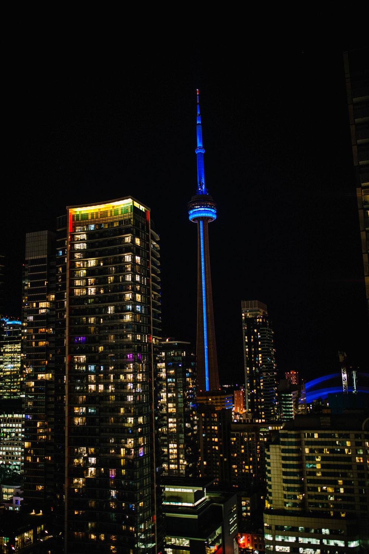 CN Tower - Toronto, Ontario