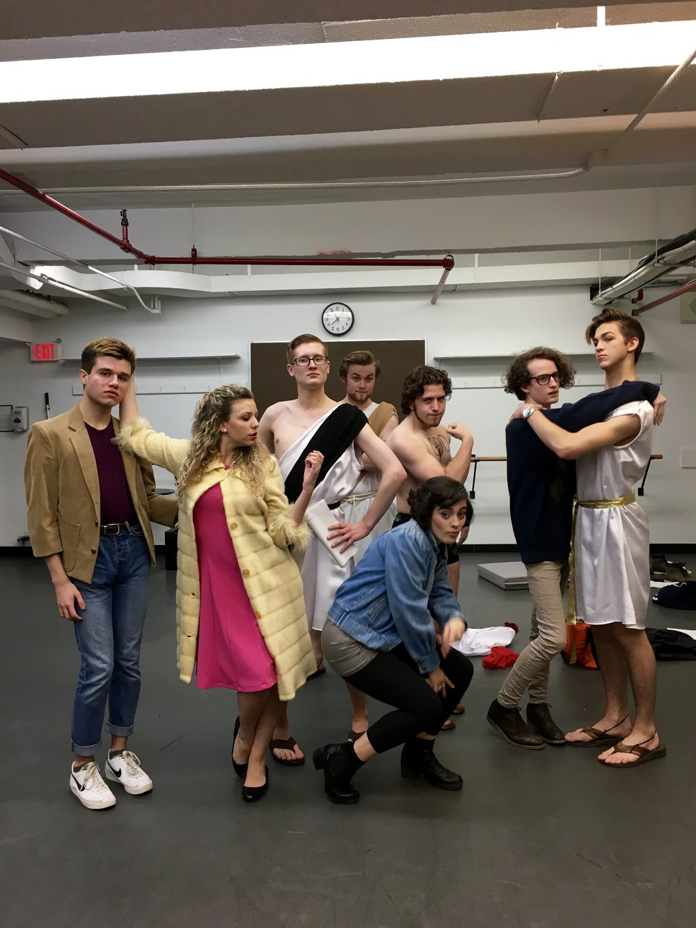 The Cast of  God: A Play