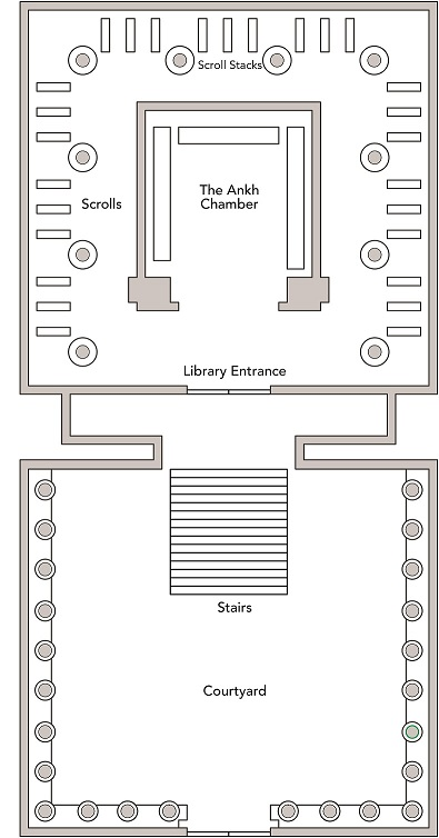 The Great Library: Campaign and Analysis, Figure 1: Level 01