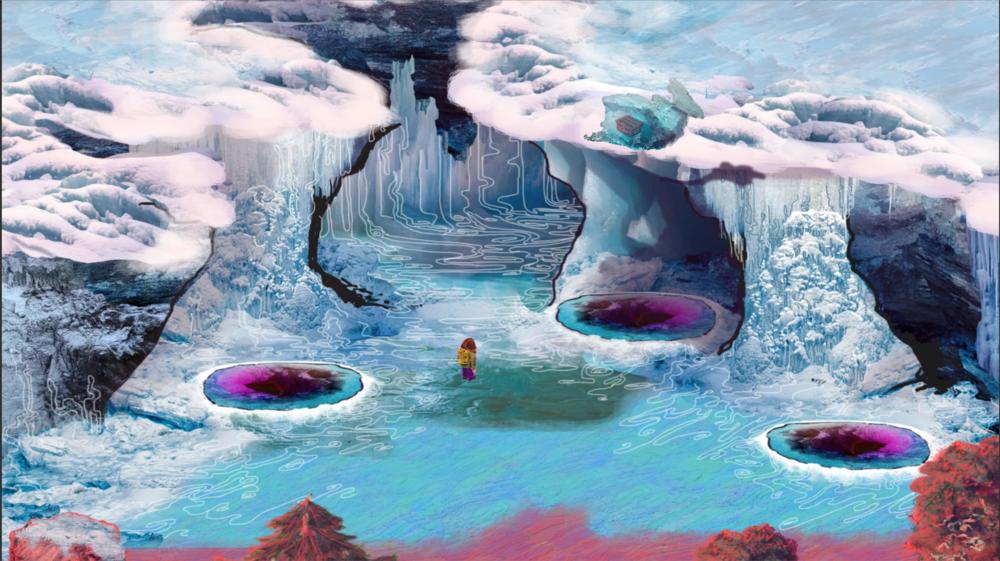 Fenn's Treasure - A collaborative game design project.