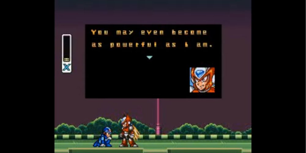 Mega Man X:  Introduction of Zero [1]