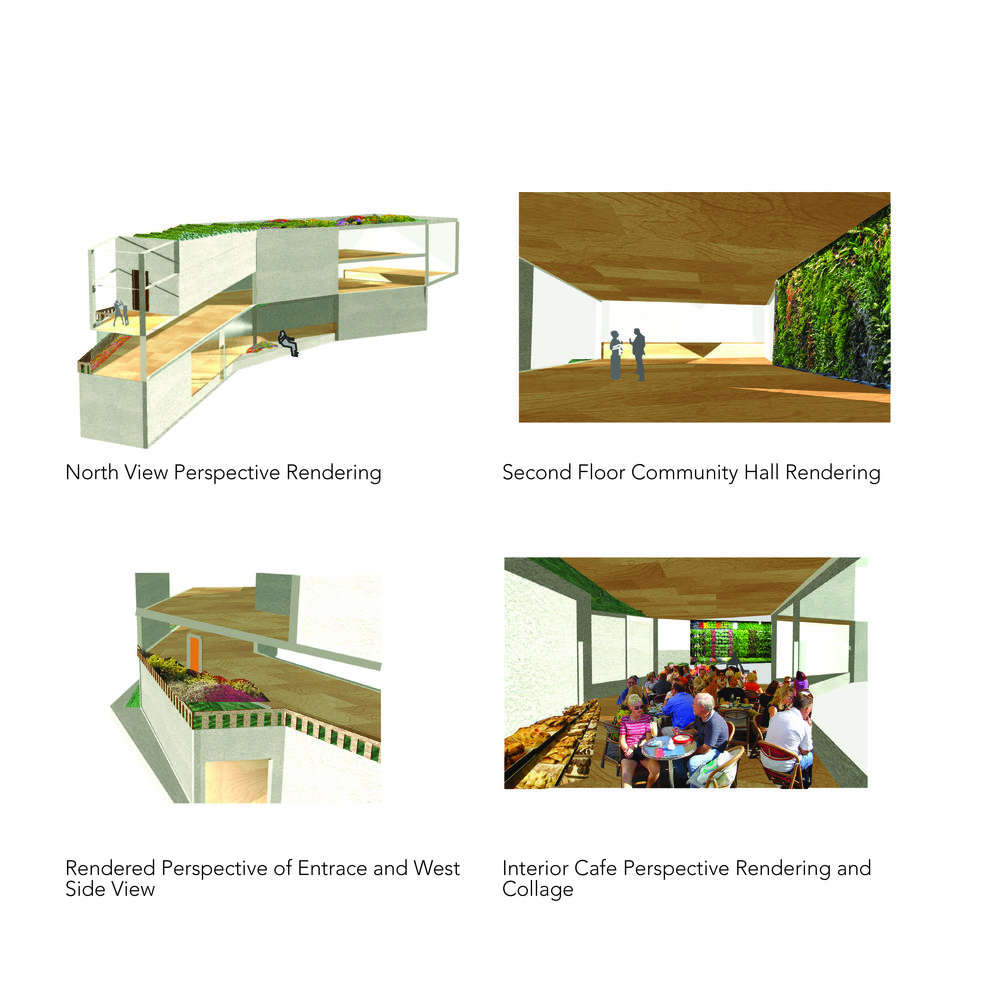 An Edible Schoolyard in Harlem - A sustainable education center proposal