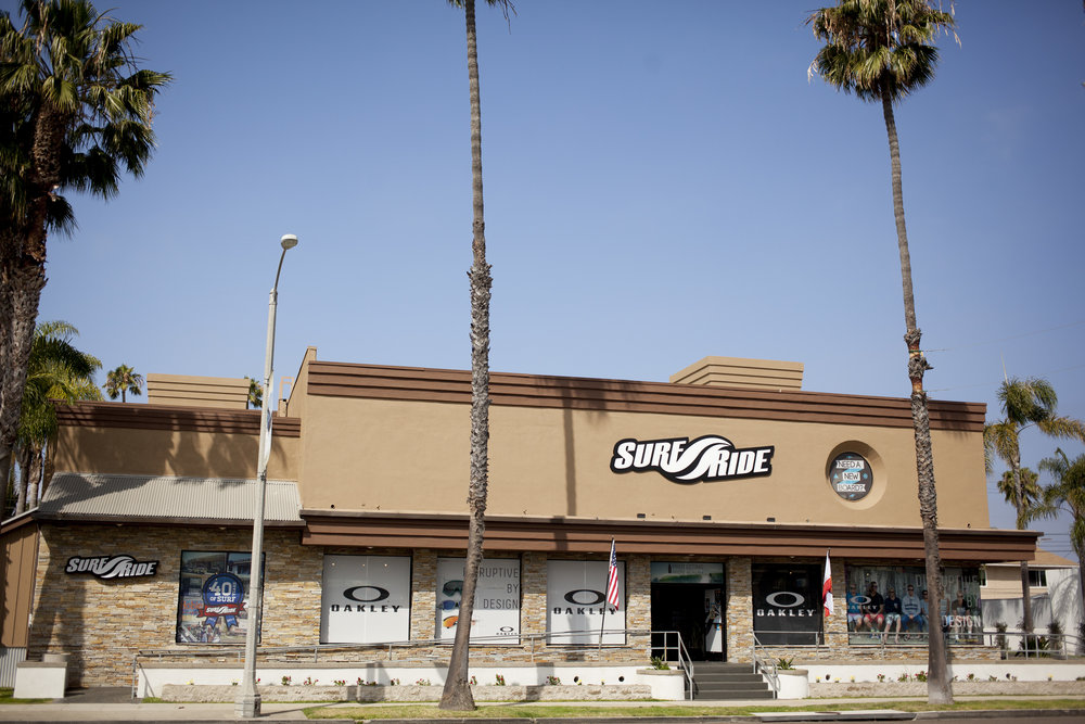 Surf Ride Boardshop, Oceanside CA